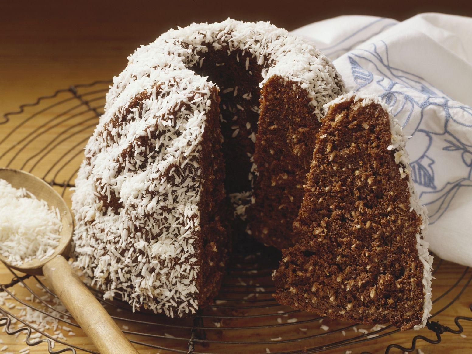 Schoko Kokos Gugelhupf Rezept Eat Smarter