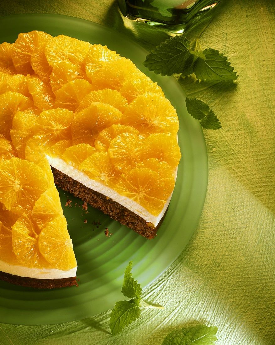 Schoko Orangenkuchen Rezept Eat Smarter