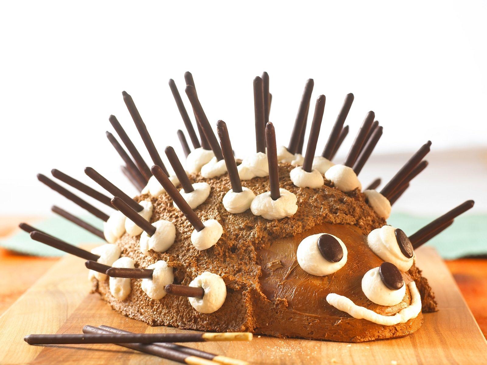 Schokoladen Igel Rezept Eat Smarter