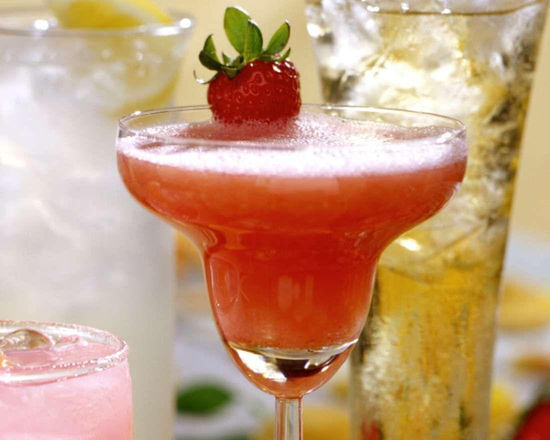 Bemerkenswert Strawberry Daiquiri Rezept Das Beste Von