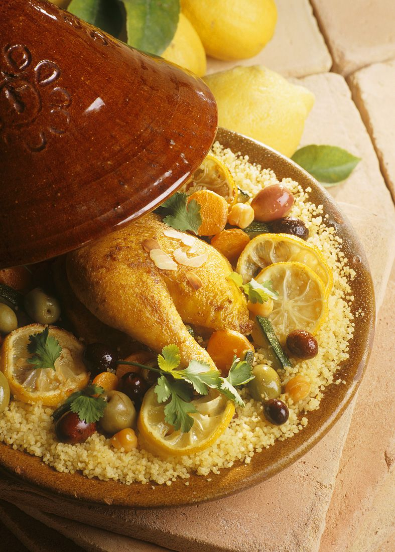 Arabische Küche: Ernährung, Rezepte und mehr   EAT SMARTER