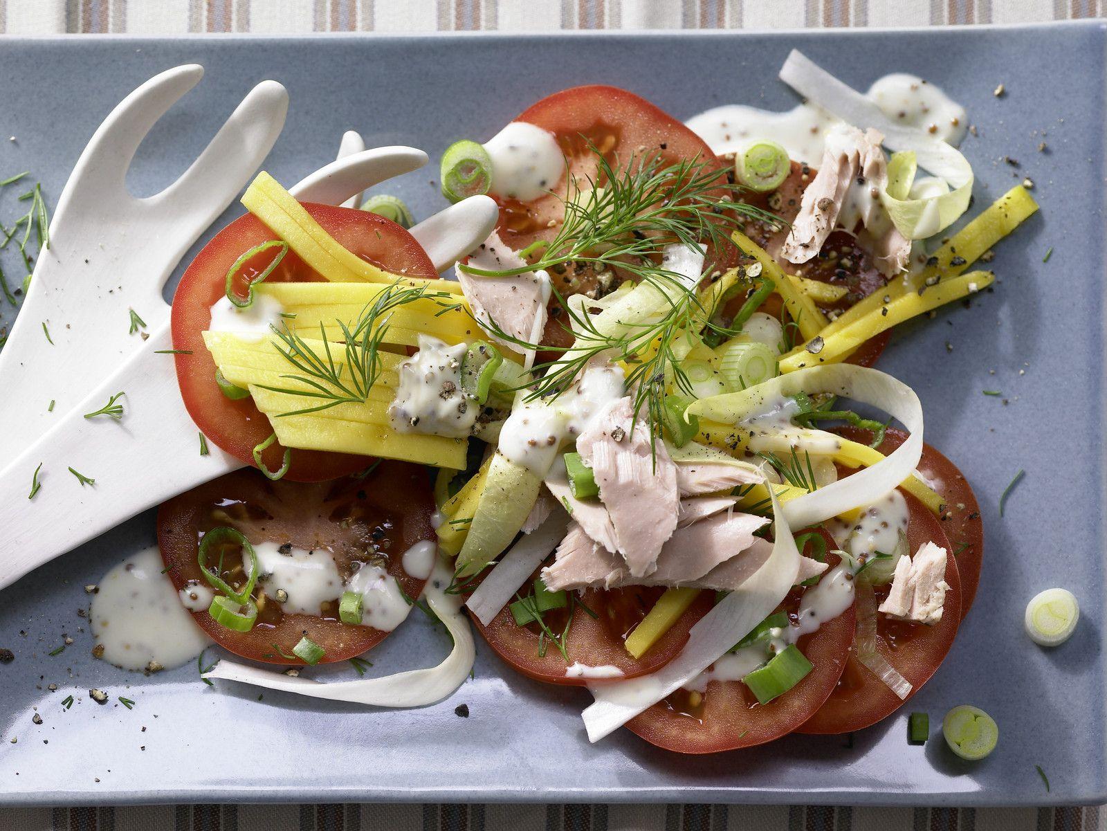 Thunfisch salat pizzeria kalorien