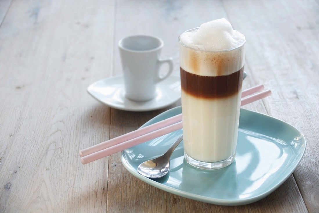 veganer latte-macchiato rezept | eat smarter