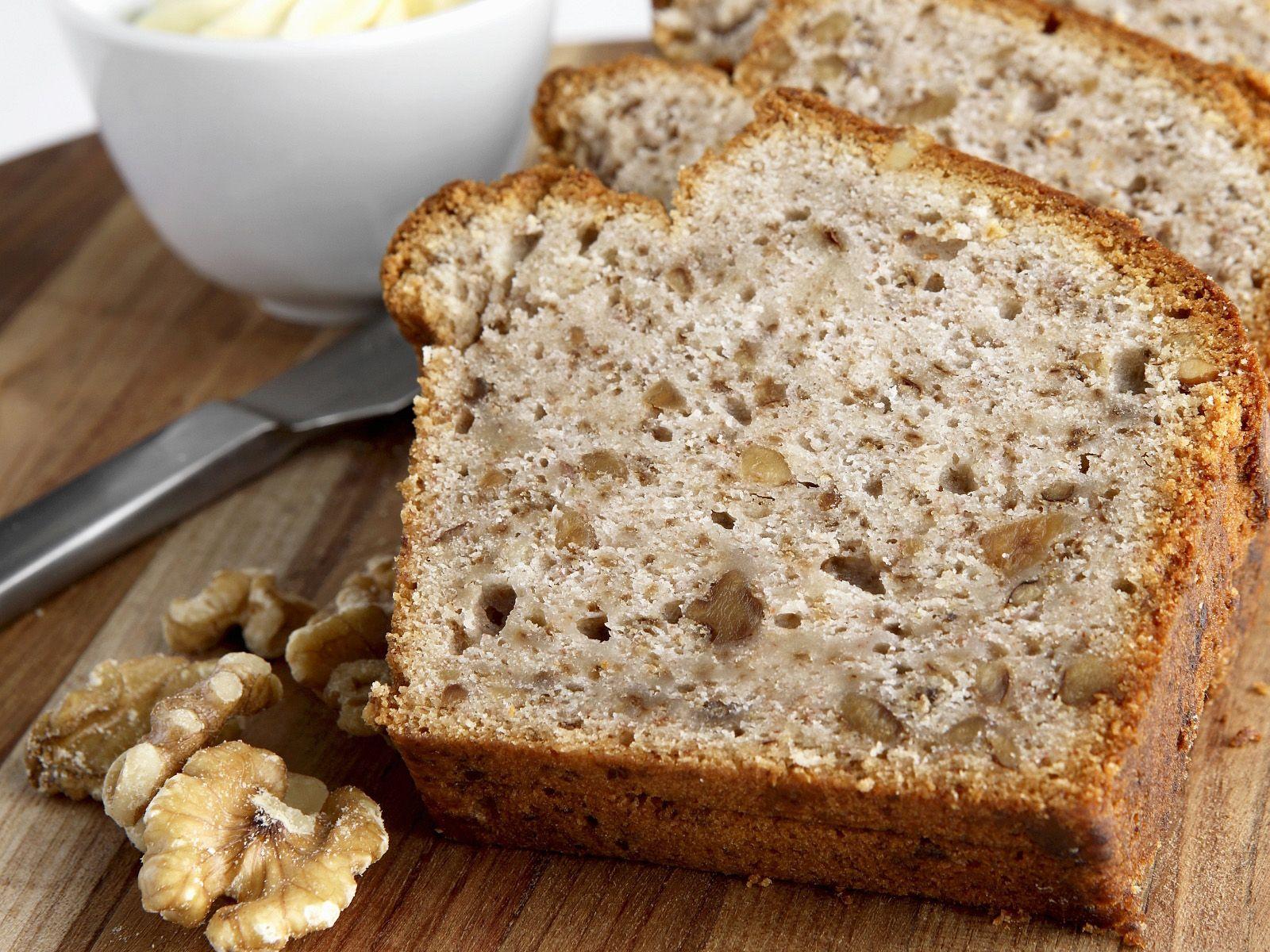 Walnuss Bananen Kuchen Rezept Eat Smarter