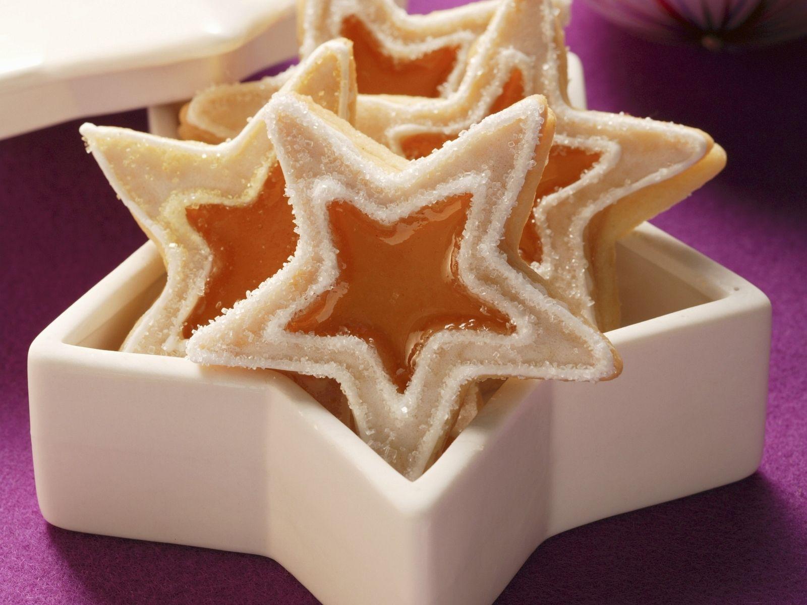 Suche Rezepte Für Weihnachtsplätzchen.Weihnachtsplätzchen Mit Quittengelee