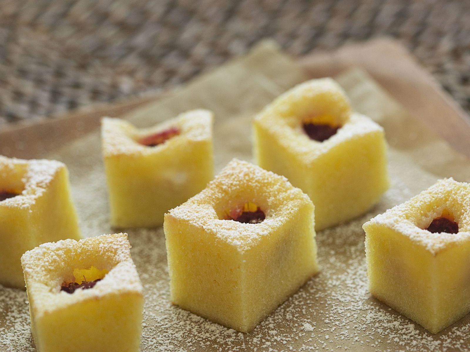 Weisser Schokoladen Himbeerkuchen Rezept Eat Smarter