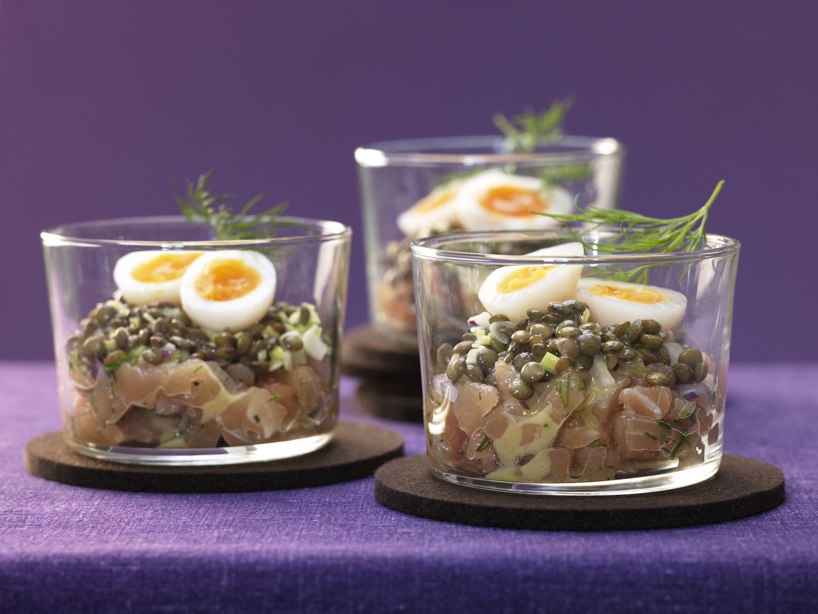 Kochbuch Vorspeisen Im Glas Eat Smarter