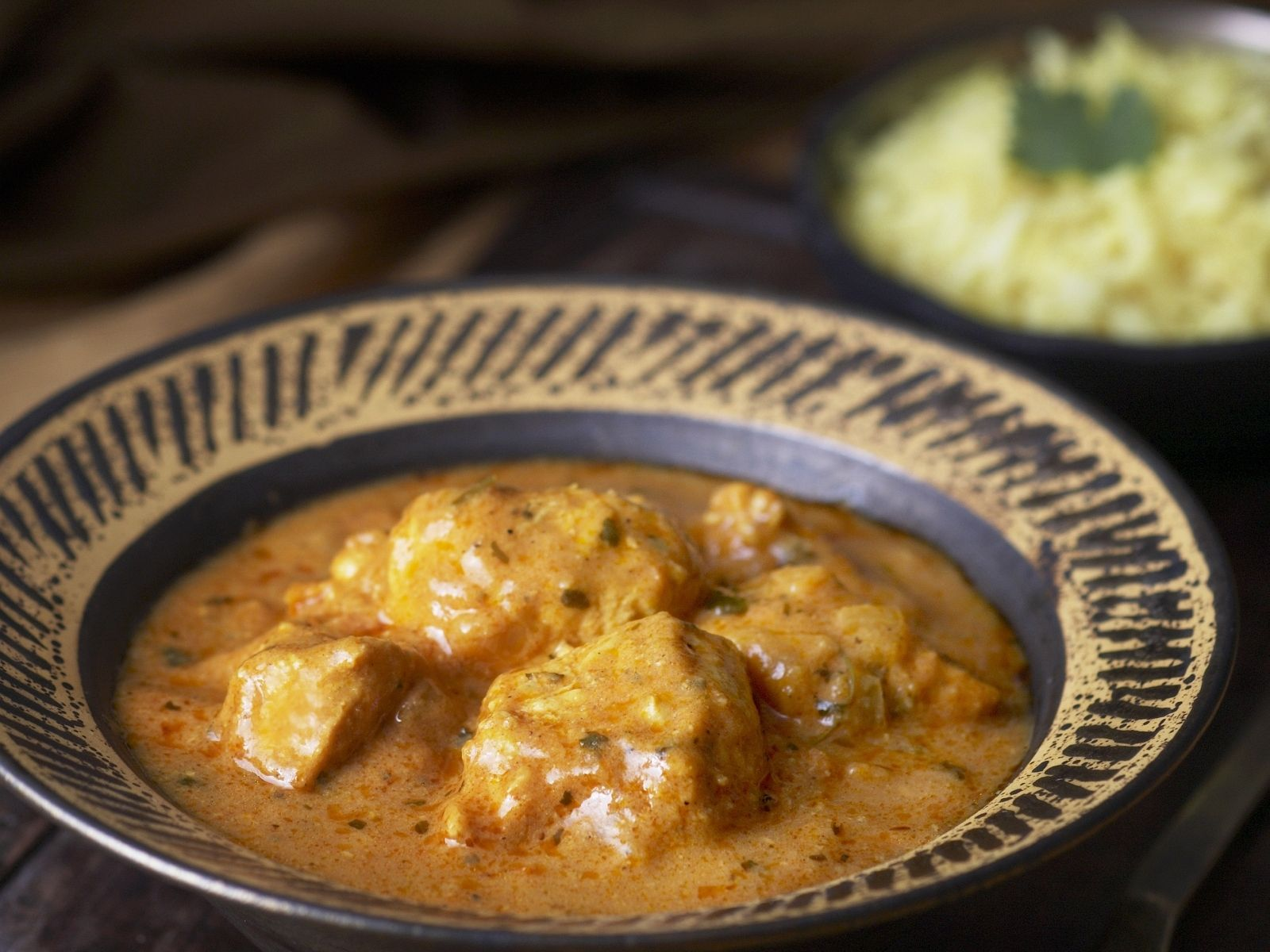 Würziges Hähnchen auf indische Art ( Chicken Tikka Masala) Rezept ...