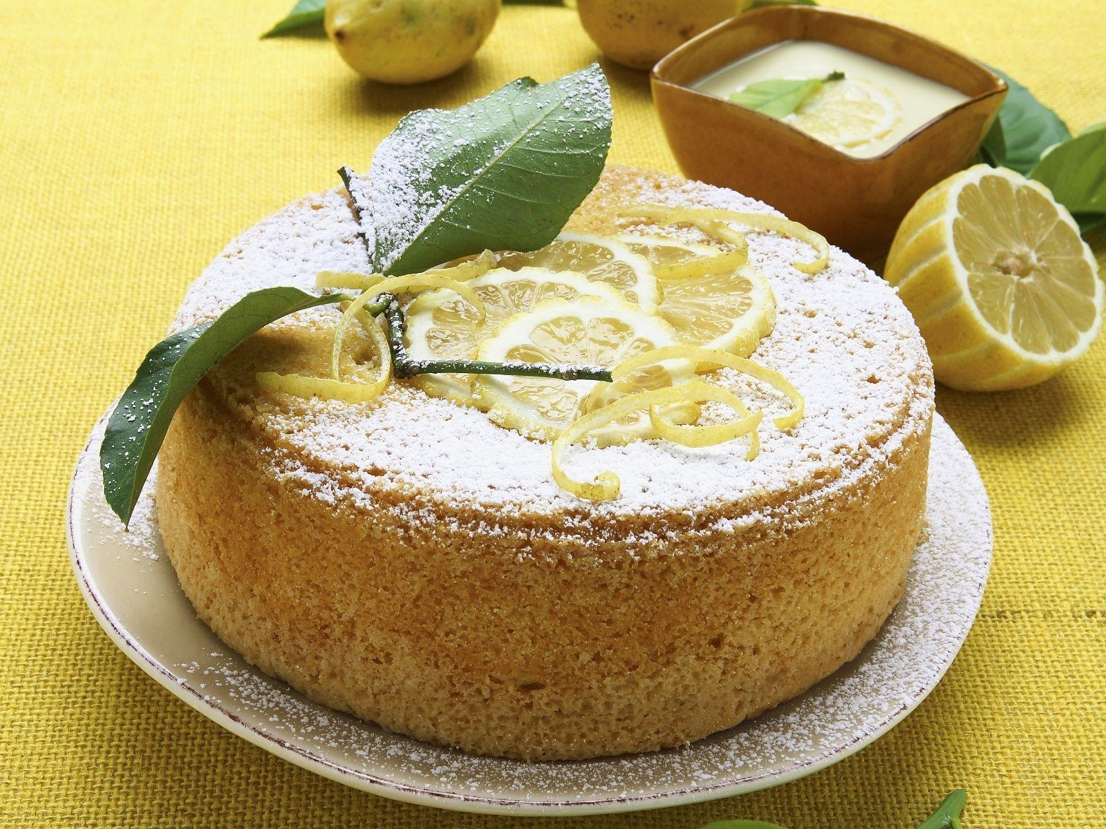 Zitronenkuchen Rezept Eat Smarter