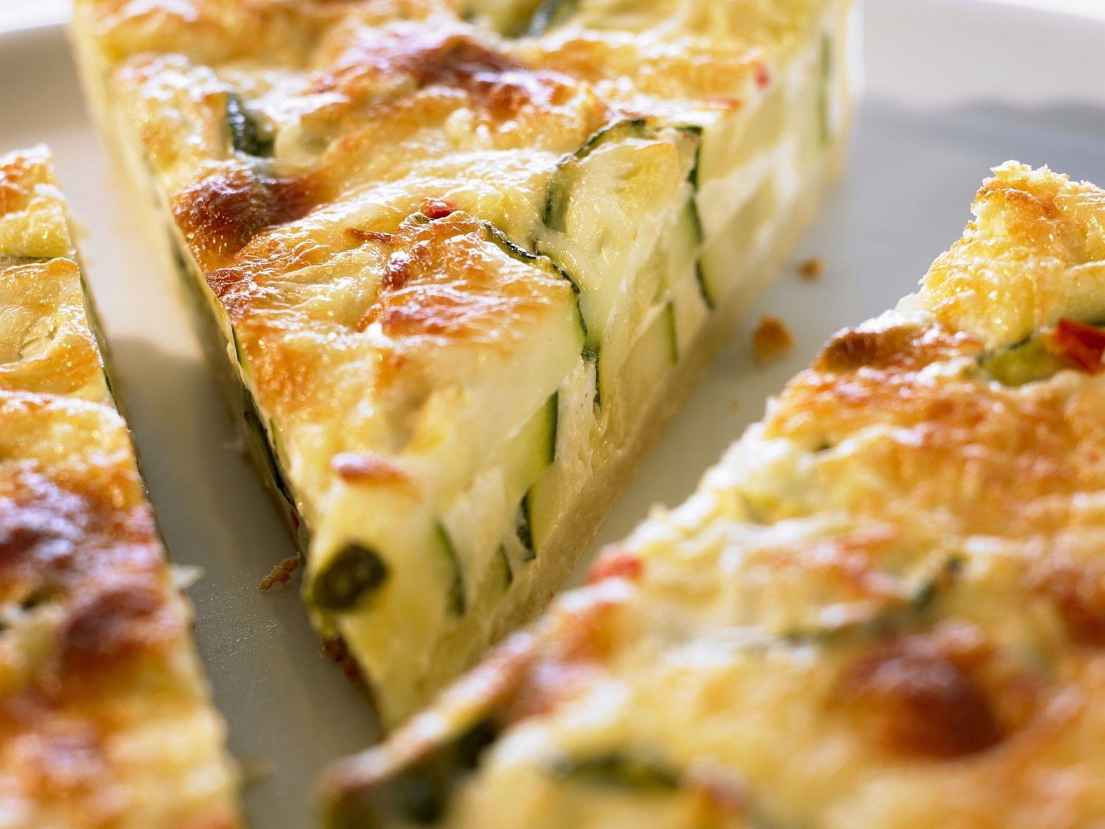 Zucchinikuchen Rezept Eat Smarter