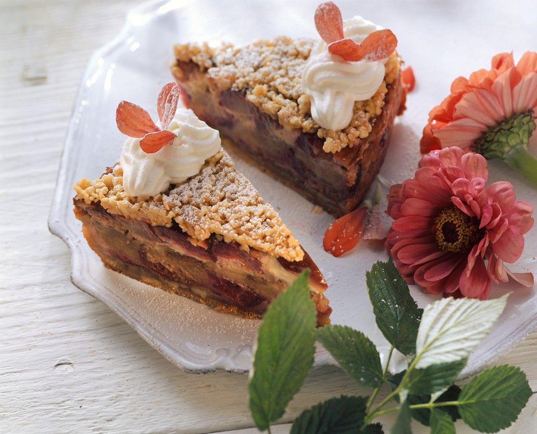 Zwetschgen Mandelkuchen Rezept Eat Smarter