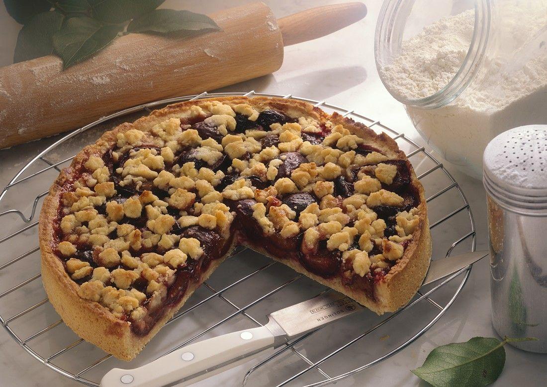 Zwetschgenkuchen Mit Streusel Rezept Eat Smarter