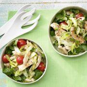 Abnehmen mit Salat-Rezepte