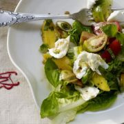 Cholesterinarme Salate