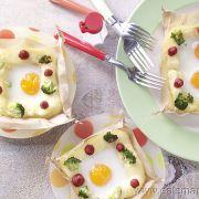 Rezepte für ein Kinderfrühstück