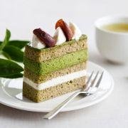 Matcha Kuchen-Rezepte
