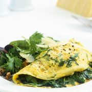 Spinat-Omelette-Rezepte