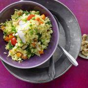 Vegane Mittagessen-Rezepte