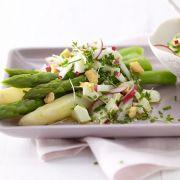 vegetarische Spargelrezepte