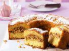 Apfel-Kranzkuchen mit Nüssen Rezept