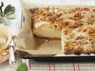 Apfel-Mandel-Kuchen Rezept