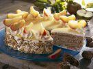 Apfel-Walnuss-Torte Rezept