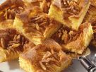 Apfelblechkuchen mit Mandel Rezept