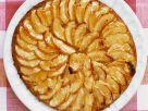 Apfelkuchen nach normannischer Art Rezept