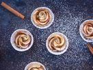 Apfelrosen-Muffins Rezept