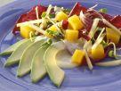 Apfelsalat mit Kürbis und Avocado Rezept