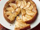 Apfeltarte mit Aprikosenmarmelade Rezept
