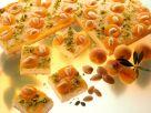 Aprikosen-Mandel-Schnitten Rezept