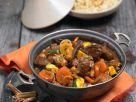 Arabisches Lammragout mit Möhren und Zucchini Rezept