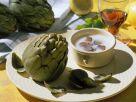 Artischocken mit Trüffelsauce Rezept