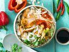 Asia-Bowl mit Hähnchen Rezept