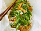 Asia-Fisch mit Gemüse Rezept
