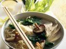 Asia-Hühnersuppe Rezept