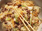 Asiagericht mit Hackfleisch Rezept