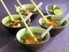 Asiatische Fischsuppe Rezept