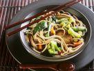 Asiatische Nudelsuppe mit Schweinefleisch Rezept