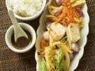Asiatischer Fisch-Wok Rezept