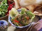 Asiatischer Glasnudel-Hackfleischsalat Rezept