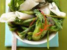 Asiatisches Gemüse mit Nudeln in Kokossauce Rezept