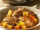 asiatisches Hähnchen mit Gemüse Rezept