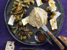 Auberginen mit Hummus nach orientalischer Art Rezept