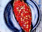 Auberginen vom Grill mit Tomatenkompott Rezept