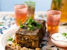 Auberginenkuchen Rezept