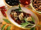 Auberginenröllchen mit Tomatensauce Rezept