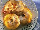 Ausgebackene Apfelkücherl Rezept