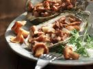 Austern und Pfifferlinge Rezept